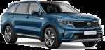 Kia Sorento Plug-In Hybrid - Lineup