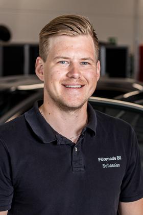 Sebastian Wallerstedt